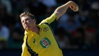 James Faulkner claims hat-trick as Sri Lanka bundled for 288 in 2nd ODI vs Australia