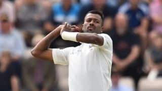 Ranji Trophy 2018-19: Hardik Pandya returns as Baroda face Mumbai