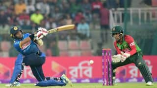 Sri Lanka vs Bangladesh 3rd T20I Nidahas Trophy 2018 Live Streaming, Live Coverage on TV: When and Where to Watch