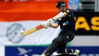 India vs New Zealand Live Cricket Score: Ross Taylor, Kane Williamson consolidate partnership; score 182/2 in 33 overs