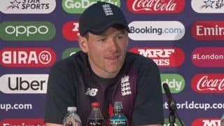 Haven't thought of lifting world cup trophy but winning it will be iconic: Eoin Morgan