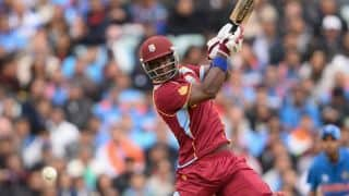 West Indies won't be in ICC Cricket World Cup 2015 for long if we perform like this, says Darren Sammy