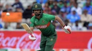 Tamim Iqbal pulls out of India tour, Imrul Kayes named replacement for T20Is