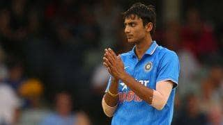 Akshar Patel's 5/92 helps India A skittle out South Africa A for 260