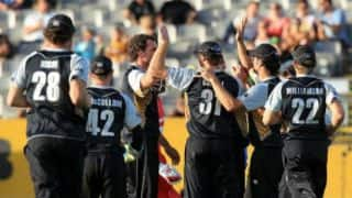 ICC World T20 2014: New Zealand can establish favourites tag with win against Sri Lanka