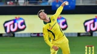 D'Arcy Short hoping to make impact with his bowling during India tour