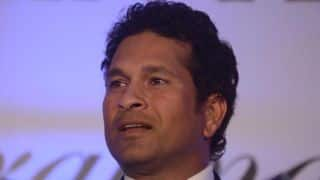 Sachin Tendulkar lavishes praise on women athletes, disabled sportspersons during CWG awards ceremony