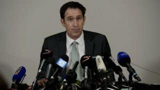 Cricket Australia CEO James Sutherland to step down from chief executive post