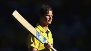 Steven Smith registers first win as Australia's permanent skipper in one-off ODI vs Ireland at Belfast