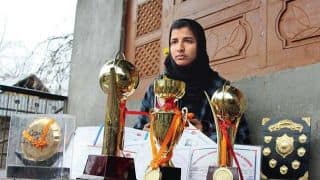 Jammu & Kashmir Women cricketer Iqra Rasool keen to play for Bengal