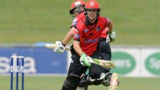 Todd Astle named in New Zealand's squad for upcoming T20I series against Pakistan