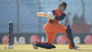 Stephan Myburgh leads Netherlands to series win against Nepal in third T20I in Rotterdam