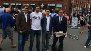 #ChangeCricket succeeds at The Oval during Ashes 2015!
