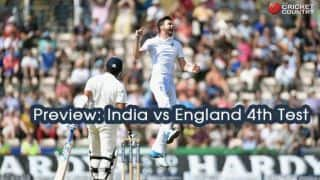 India vs England, 4th Test at Manchester Preview: Visitors aim to put behind injury concerns