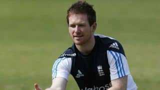 India vs England 4th ODI at Edgbaston: Eoin Morgan faces Merlyn bowling machine
