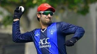 Afghanistan cricketers train in Chennai ahead of busy season