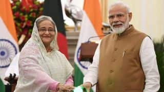 Bangladesh PM Sheikh Hasina Invited for Ind-Ban Test at Eden Gardens