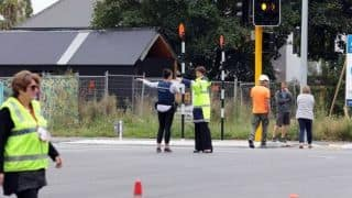 'Shocked' – Cricket fraternity reacts after Christchurch shooting