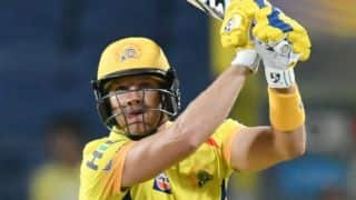 IPL 2018: Rajathan Royals drop Shane Watson twice; pay the price