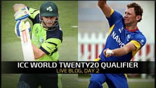 Live Cricket Score ICC World Twenty20 Qualifier 2015, July 10 all matches: Afghanistan, Nepal emerge successful