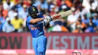 Virat Kohli fastest to 3000 ODI runs as skipper