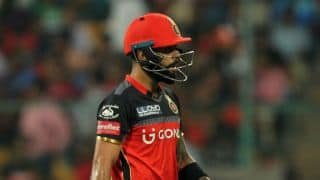 IPL 2017: Kohli disappointed with RCB's performance vs RPS