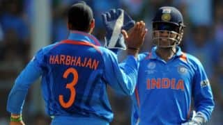 Harbhajan Singh explains why MS Dhoni is a great captain