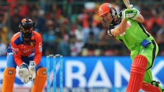 Gujarat Lions vs Royal Challengers Bangalore, Live Cricket Score Updates & Ball by Ball commentary, IPL 2016: Qualifier 1 at Bengaluru