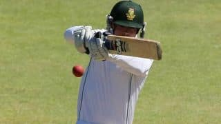 India A trail by 420 runs against South Africa A at stumps on Day 2
