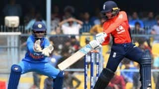 Danielle Wyatt, Katherine Brunt lead England to series win over India