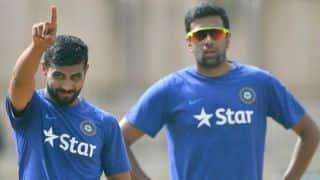 रविचंद्रन अश्विन को नंबर 4 पर बल्लेबाजी करते देखना चाहते हैं गंभीर