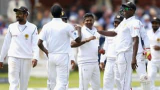 Sri Lanka will play practice game at Jadavpur University ahead of 1st test vs India