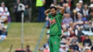 Mashrafe Mortaza may miss ODI series against West Indies