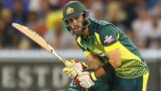 Australia vs England Live Score, 4th ODI: Glenn Maxwell out for 37