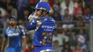 Parthiv Patel, Lendl Simmons hammer half-centuries against KXIP in Match 35 of IPL 2015