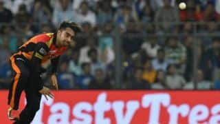 Win or lose, SRH management has always kept players in positive space, says Rashid