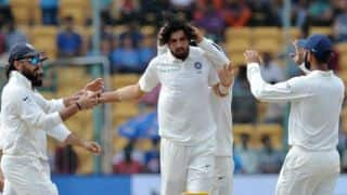 Ishant believes India has 8-9 quality pace bowlers