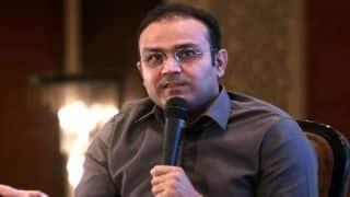 Sehwag Slams Russell, Karthik's Batting Approach After KKR 'Shameful Defeat'