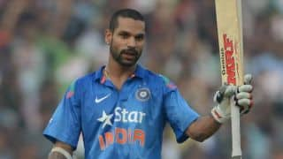 India vs Sri Lanka 2014: Was Shikhar Dhawan really out of form?