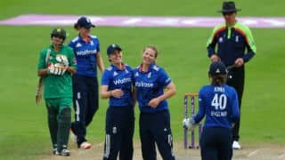 England Women thrash Pakistan Women by 212 runs in 2nd ODI at Worcester
