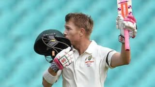 David Warner remains unbeaten as Australia vs West Indies, 3rd Test at Sydney ends in draw