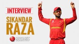 Sikandar Raza: Performance in Zimbabwe's victory against Sri Lanka one of the biggest achievements