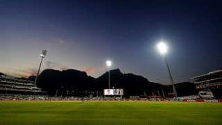 Floodlight failure could not have been detected pre-match: Newlands management