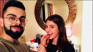 Virat Kohli wishes wife Anushka Sharma's on her 30th birthday