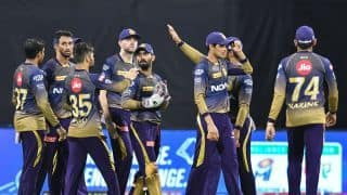 IPL 2020: KKR Players Get Training Tips From Olympic Sprinter Chris Donaldson