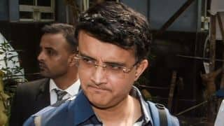 Conflict of interest is one of the biggest issues facing Indian cricket: Sourav Ganguly