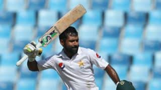 Asad Shafiq: Was aiming to play positive cricket against Sri Lanka in day-night Test