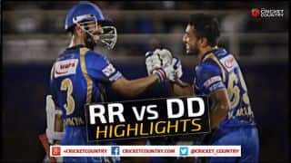 RR vs DD, IPL 2015 Match 36 at Mumbai Highlights: Rahane reclaims the Orange Cap, Nair's gem & other highlights