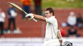 Latham hundred keeps NZ in hunt against BAN at stumps on Day 3