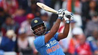 Ambati Rayudu has to make every opportunity count if he is to play in ICC World Cup 2015